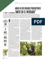 Produccion uva