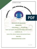 The Venezuelan Bolivar Black Market-tania Assignment to Print