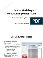 11 Groundwater Modeling 2
