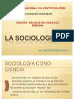 Ponencia 3 La Sociologia 2010 -II