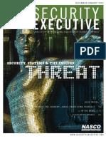 Security Executive - Dec/January 2007
