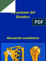 Hombro - Luxaciones