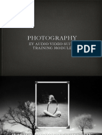 Training Photography