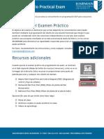 HCAP-Practical Exam Student Guide_2018v4_es