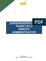 @_caput - Jurisprudência Em Teses STJ - Administrativo - Retrato