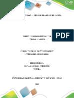 Actividad 3 -TECNICAS DE INVESTIGACION