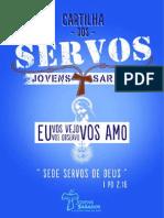 Cartilha Do Jovens Sarados Nova Azul