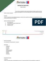 Formato Proceso de INDUCCIÓN JI 2016 Profesionales de Jardin