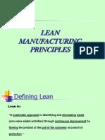 3)Lean