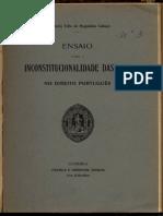 Direito Constitucional Português