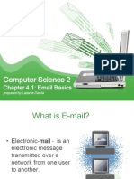 Chapter 4.1 - Email