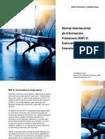 NIIF 9 Instrumentos Financieros Un Resumen Pragmtico de Conceptos