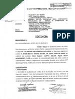 Acusación contra el comandante general de bomberos Andrés Angeles.