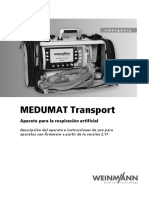 Medumat Transport 66007d Es Manual