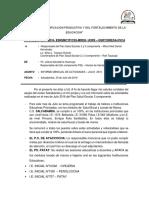 Informe Ps.e. Julio