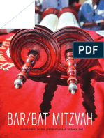 Jewish Standard Bar / Bat Mitzvah Supplement, Summer 2019