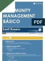 Community Manager Básico