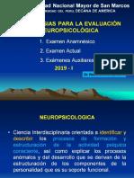 Estrategias Para La Evaluación Neuropsicológica C1 Corregido 2019