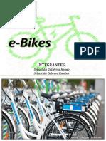 Proyecto e-Bikes