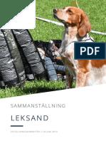 SKF´s utställning i Leksand