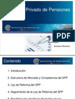 CEFA_2015 Sistema Privado de Pensiones