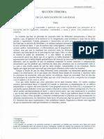 Hume - Investigacion Sobre El Entendimiento Humano - De La Asociación de Las Ideas - Copia