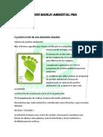 Plan Den Manejo Ambiental Pma.docx Mejorado