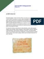 Γνῶθι Σεαυτόν y Los Preceptos Délficos - Por Juan Mejuto [Xmejuto.blogspot.com]