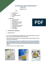 REACCIONES DE OXIDACIONES Y REDUCCIONES practica lab..docx
