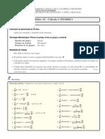 Ejercicio de cálculo (derivadas)