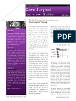 Surgical Interview Guide