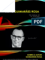 João Guimarães Rosa - Sagarana