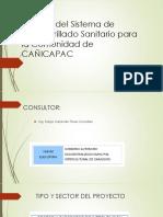 PRESENTACION CAÑICAPAC