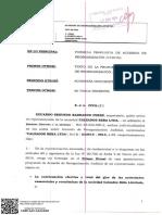 Texto Propuesta de Acuerdo Reorganizacion Judicial.