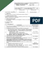 IT Tratamiento de Materia prima para molino Planta 2 CIMPLAST.doc