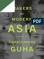 [Ramachandra Guha (Ed.)] Makers of Modern Asia