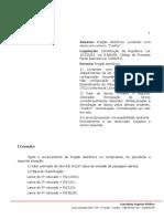 PA005jan2014 - Pregao Eletronico. Licitantes Com Socios Em Comum. Coelho.