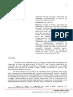 PA032fev2015 Tomada de Precos Julgamento Da Habilitacao Desconsiderando a Ausencia de Documento Exigido Em Edital