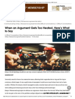 When an Argument Gets Too Heated, Here's What to Say _ HBR Ascend
