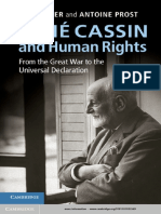 [Jay Winter, Antoine Prost] René Cassin and Human