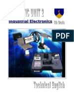 Unit 2 Industrial Electronics