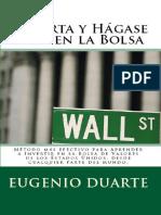 Preview of Invierta y Hagase Rico en La Bolsa Spanish Edition
