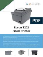 EpsonT202 Datasheet ENG