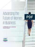 Kpmg Womens Leadership Summit Report