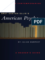 (Continuum contemporaries) Julian Murphet - Bret Easton Ellis's American Psycho_ a reader's guide-Continuum International Publishing Group (2002).pdf