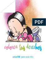 Libro Colorea Tus Derechos