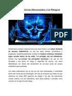 Redes Inalámbricas (Amenazadas y Los Riesgos)