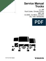 Volvo Climate Unit
