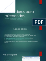 Simuladores de Microondas