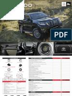 Ficha Técnica - Ficha Técnica Toyota Land Cruiser Prado VX